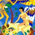 Feral Angels by Sushila Burgess