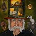 Feral Coot Society by Leah Saulnier The Painting Maniac