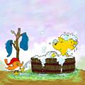 Ferald's Bubble Bath by Keith Williams