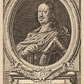Ferdinando II, Grand Duke Of Tuscany by Adriaen Haelwegh