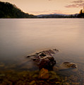 Fernan Nightfall by Idaho Scenic Images Linda Lantzy