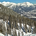 Fernie In The Canadian Rockies by Adam Jewell