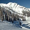 Fernie Snowy Ridge by Adam Jewell