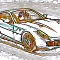 Ferrari 1 by Jeelan Clark