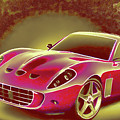 Ferrari 13 by Jeelan Clark