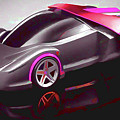 Ferrari 14 by Jeelan Clark