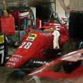 Ferrari 156/85 by Stuart Row