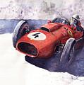 Ferrari 246 Mike Hawthorn by Yuriy Shevchuk