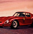 Ferrari 250 Gto 1962 Painting by Paul Meijering
