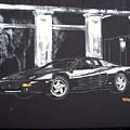 Ferrari 348 Gtr Testarrossa by Richard Le Page