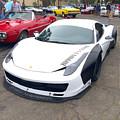 Ferrari 458 Wide Body by MAG Autosport