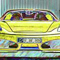Ferrari 5 by Jeelan Clark