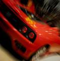 Ferrari Action by Douglas Barnard