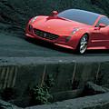 Ferrari by Bert Mailer