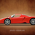 Ferrari Enzo by Mark Rogan