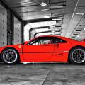 Ferrari F40 by Joel Witmeyer