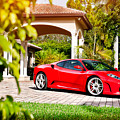 Ferrari F430 On Adv1 Wheels 2 by Alice Kent