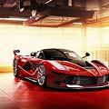 Ferrari Fxx K  1 by Rose Lynn