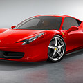 Ferrari Italia  by Garland Johnson
