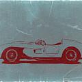 Ferrari Testa Rosa by Naxart Studio