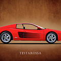 Ferrari Testarossa by Mark Rogan