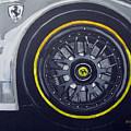 Ferrari Wheel by Richard Le Page