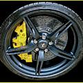 Ferrari Wheel by Tom Griffithe
