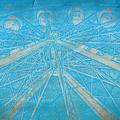 Ferris Sketch by Modern Art