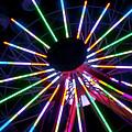 Ferris Wheel 10 by Angus Hooper Iii