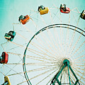 Ferris Wheel 2 by Kim Fearheiley