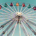 Ferris Wheel 7 by Andrea Anderegg