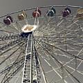 Ferris Wheel 5 by Andrea Anderegg