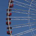 Ferris Wheel by Andrei Shliakhau