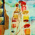 Ferris Wheel Fun by Toni Hopper