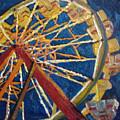 Ferris Wheel by Hillary Gross