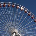 Ferris Wheel IIi by Andrei Shliakhau