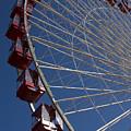 Ferris Wheel Iv by Andrei Shliakhau