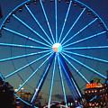 Ferris Wheel by Karla Hoffman
