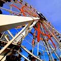 Ferris Wheel by Michael Thomas