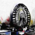 Ferris Wheel Tower by Mawra Tahreem