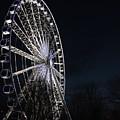 Ferris Wheel by Yvonne Ayoub