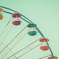 Ferris Wheel 2  by Andrea Anderegg
