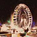 Ferris Wheels Tower 536 2 by Mawra Tahreem