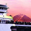 Ferry And Da Mountain by Tim Allen