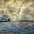 Ferry Boat by Darlene Freas