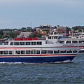 Ferry Boat Massachusetts by Brian MacLean