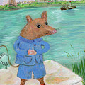 Ferry Mouse by Sue Wright