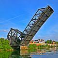 Ferry St Draw Bridge by William William