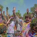 Festival Of Color by Billy Joe