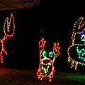 Festive Crab Decorations by Nancy Mueller
